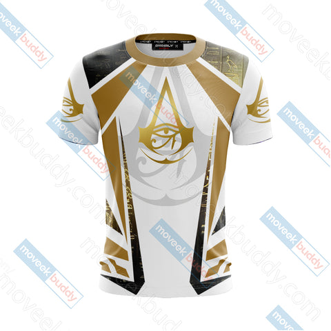 Image of Assassin's Creed Origins Unisex 3D T-shirt