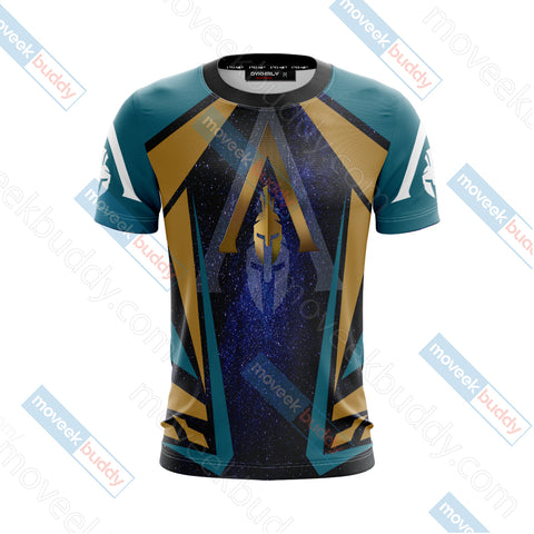 Image of Assassin's Creed Odyssey Unisex 3D T-shirt