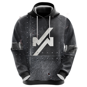 Call of Duty Modern Warfare Unisex 3D Hoodie