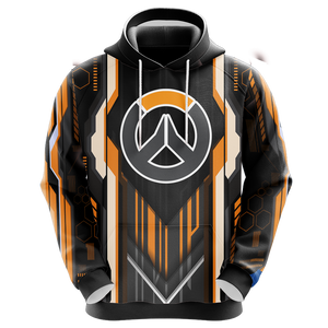Overwatch - The Cavalry's Here Unisex 3D Hoodie