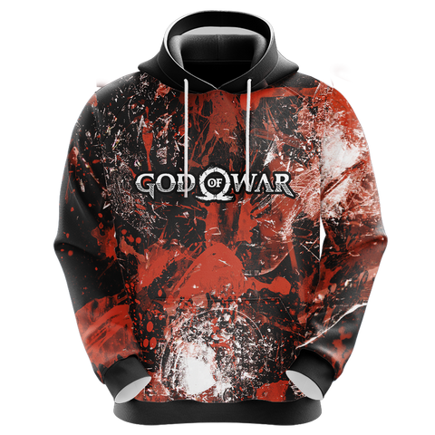 Image of God Of War - Kratos New Style 2020 Unisex 3D Hoodie