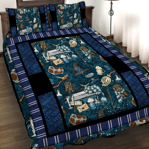 Harry Potter Ravenclaw 3D Quilt Set