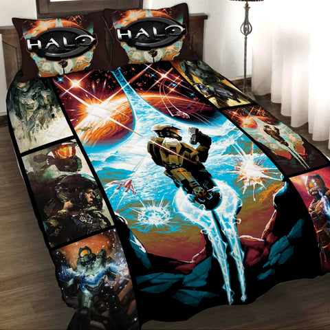 Image of Halo New 3D Quilt Set