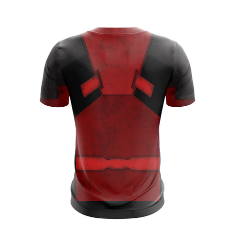 Image of Deadpool Cosplay Unisex 3D T-shirt