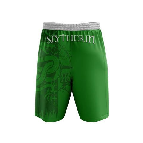 Image of Quidditch Slytherin Harry Potter Beach Short