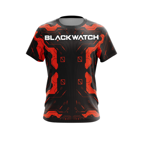 Overwatch - Blackwatch New Style Unisex 3D T-shirt