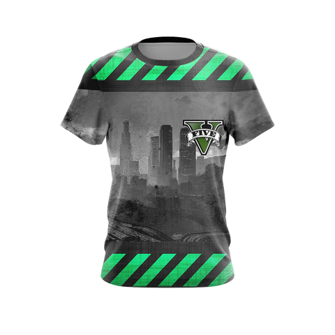 Image of Grand Theft Auto V New Style Unisex 3D T-shirt