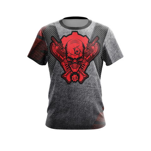 Image of Gears Of War New Version Unisex 3D T-shirt