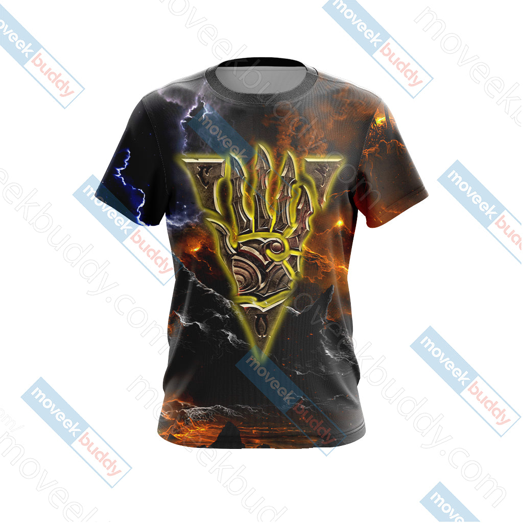The Elder Scrolls - Morrowind Unisex 3D T-shirt