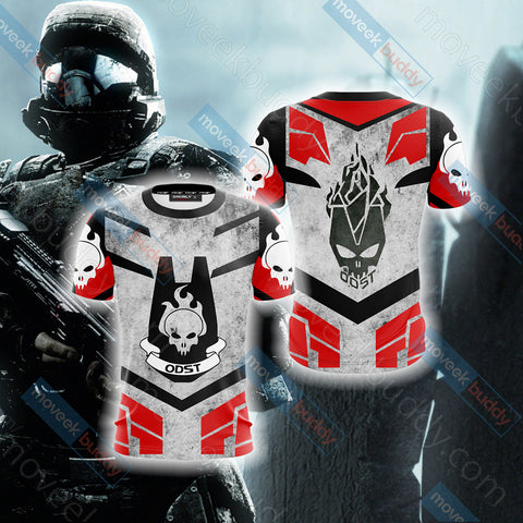 Image of Halo - ODST Unisex 3D T-shirt