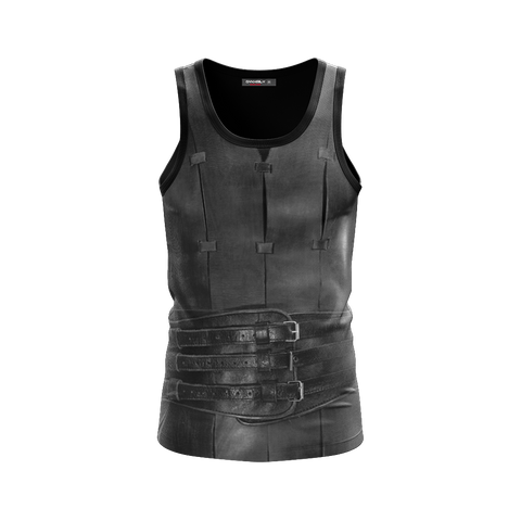 Image of Gladiator Maximus Decimus Meridius Cosplay 3D Tank Top