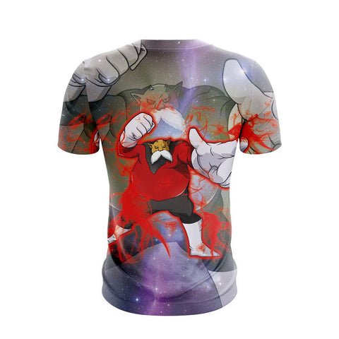 Image of Toppo Dragon Ball Unisex 3D T-shirt