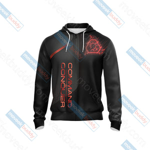 Command & Conquer - Nod Unisex Zip Up Hoodie Jacket