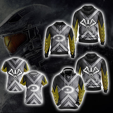 Image of Halo Unisex 3D T-shirt