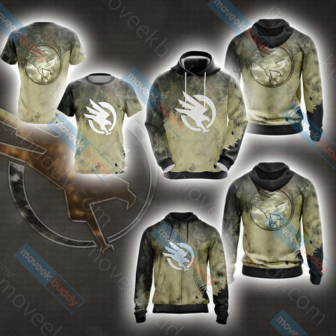 Image of Command & Conquer - GDI Unisex Zip Up Hoodie