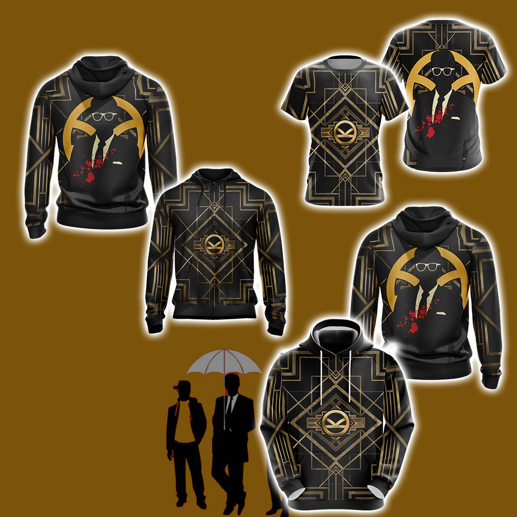 Kingsman: The Secret Service Unisex 3D Hoodie