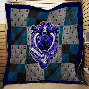 The Ravenclaw Eagle Harry Potter 3D Quilt Blanket