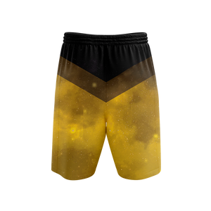 Hufflepuff Edition Harry Potter New Beach Shorts