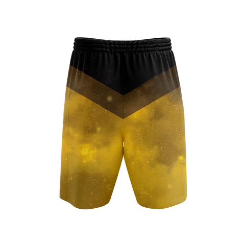 Image of Hufflepuff Edition Harry Potter New Beach Shorts
