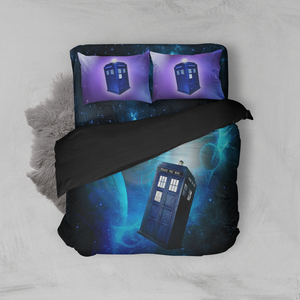 Doctor Who Bed Set