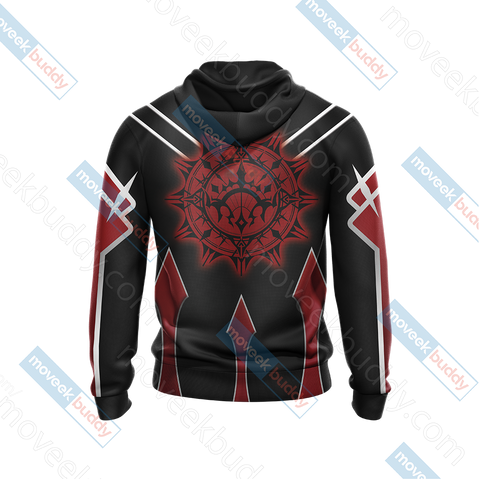 Image of Elsword - Solace Magic Circle Unisex 3D Hoodie