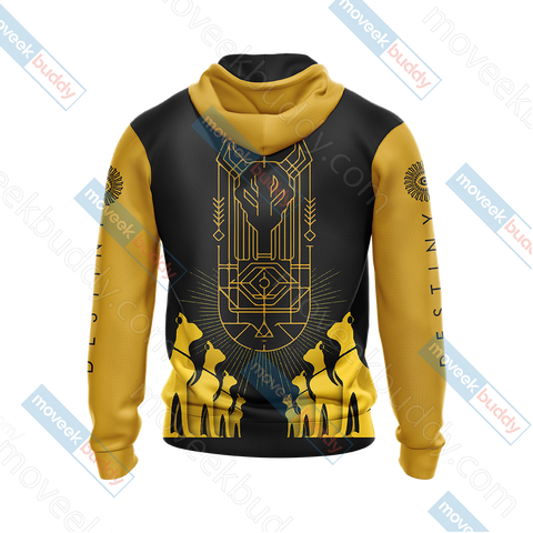 Image of Destiny - Trials Of Osiris New Unisex 3D Hoodie