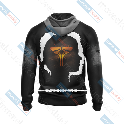 Image of The Last of Us New Style Unisex Zip Up Hoodie Jacket