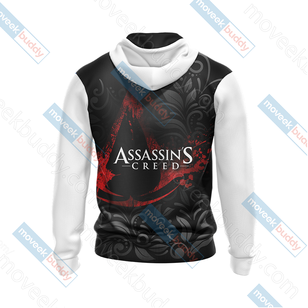Assassin's Creed Unisex Zip Up Hoodie