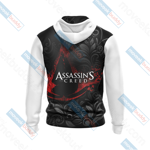 Image of Assassin's Creed Unisex Zip Up Hoodie