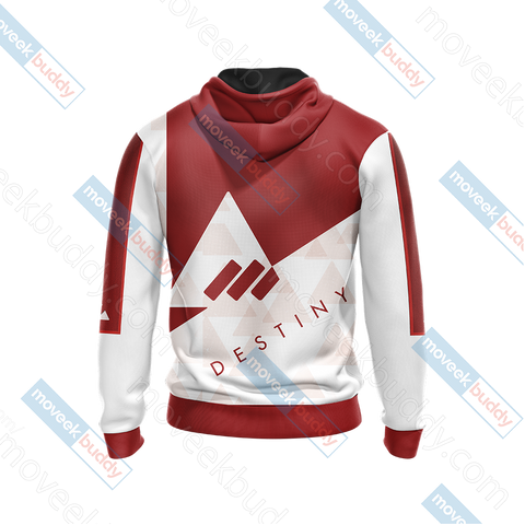 Image of Destiny - New Monarchy New Style Unisex Zip Up Hoodie Jacket