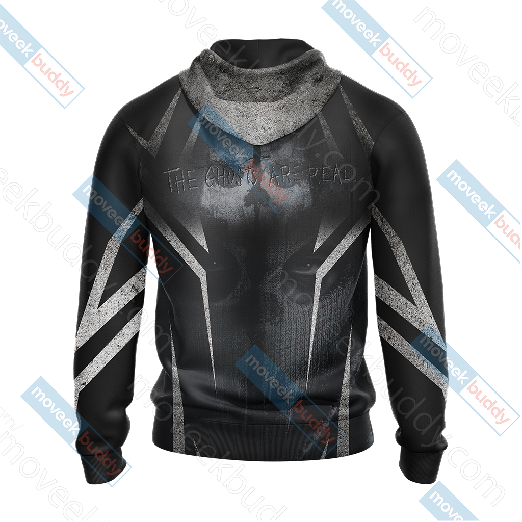 Call of Duty - Ghosts New Version Unisex 3D Hoodie