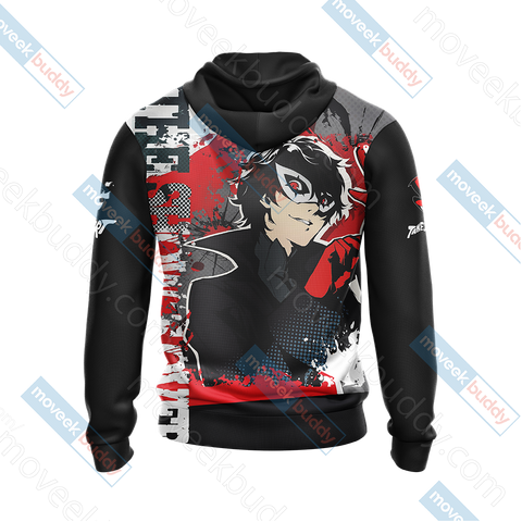 Image of Persona 5 - Joker New Look Unisex 3D Hoodie