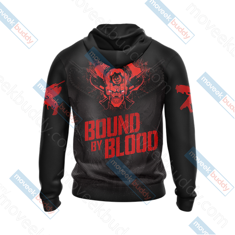 Gears Of War New Style Unisex 3D Hoodie