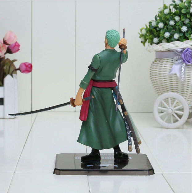 One Piece Two Years Later Roronoa Zoro Action Figures Doll Model