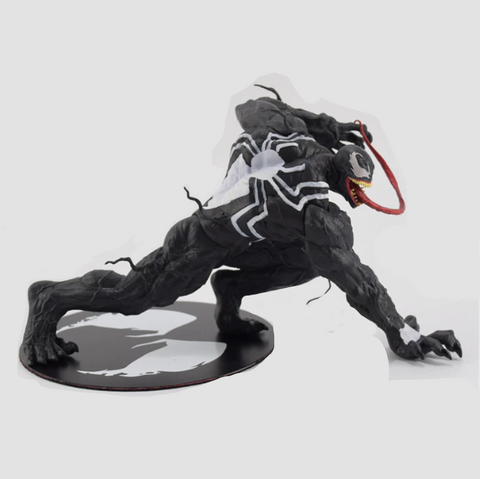 Image of Marvel Amazing Spiderman Venom Figure Toy