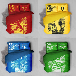 Quidditch Ravenclaw Harry Potter Bed Set
