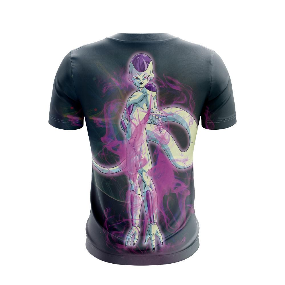 Frieza Dragon Ball Unisex 3D T-shirt