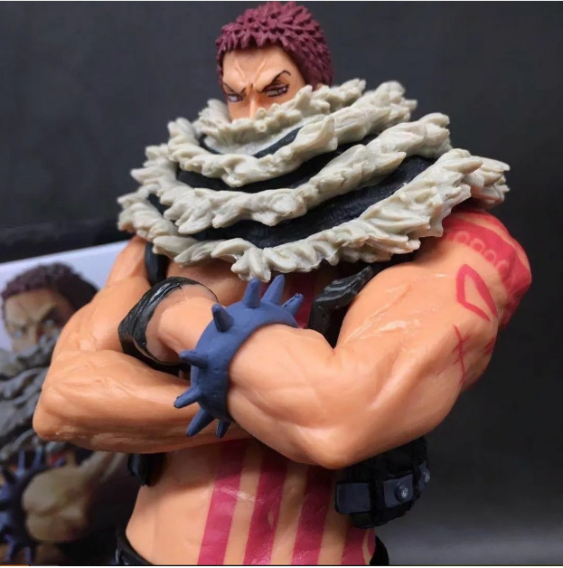 One Piece Charlotte Katakuri Action Figure Toys Doll
