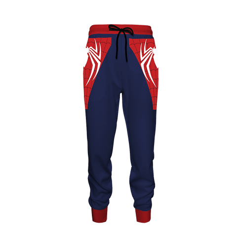 Image of Spider-Man Cosplay PS4 New Look Jogging Pants