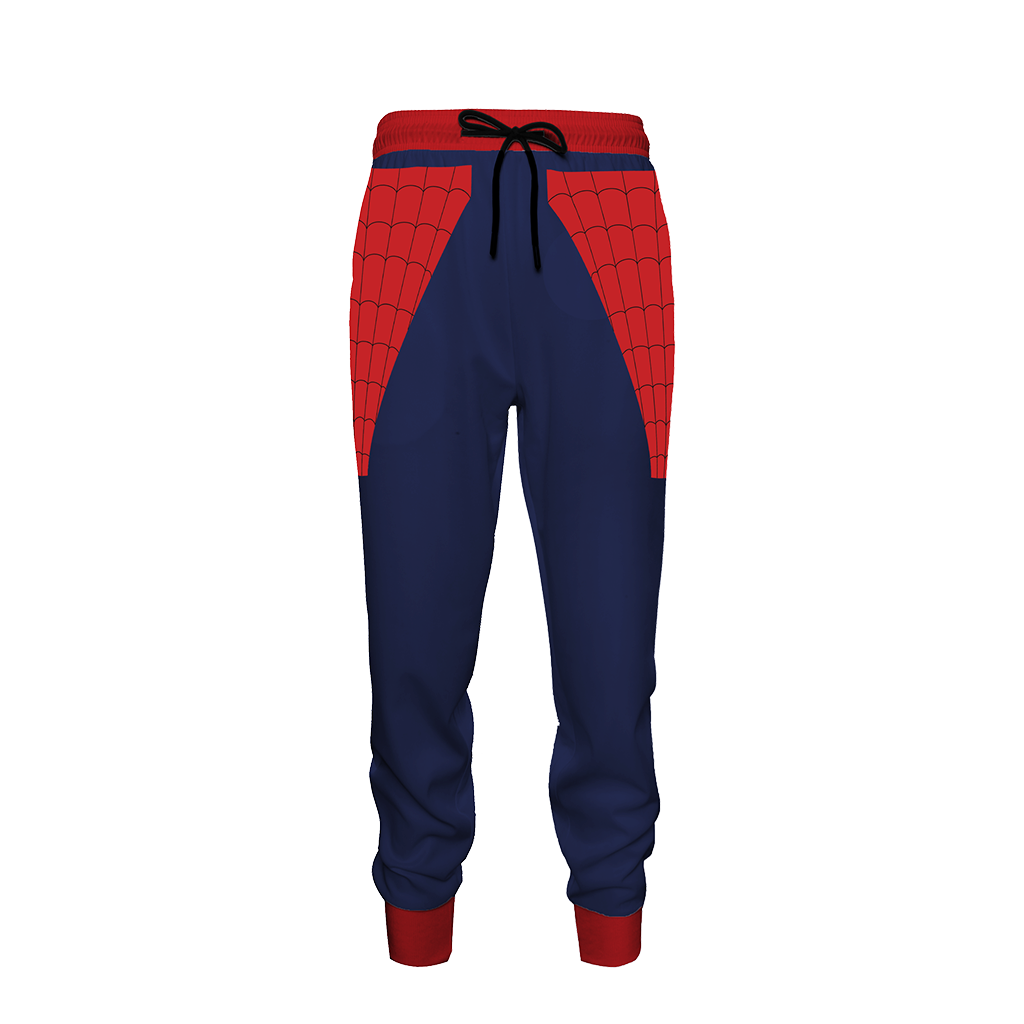 Spider-Man Cosplay PS4 New Look Jogging Pants