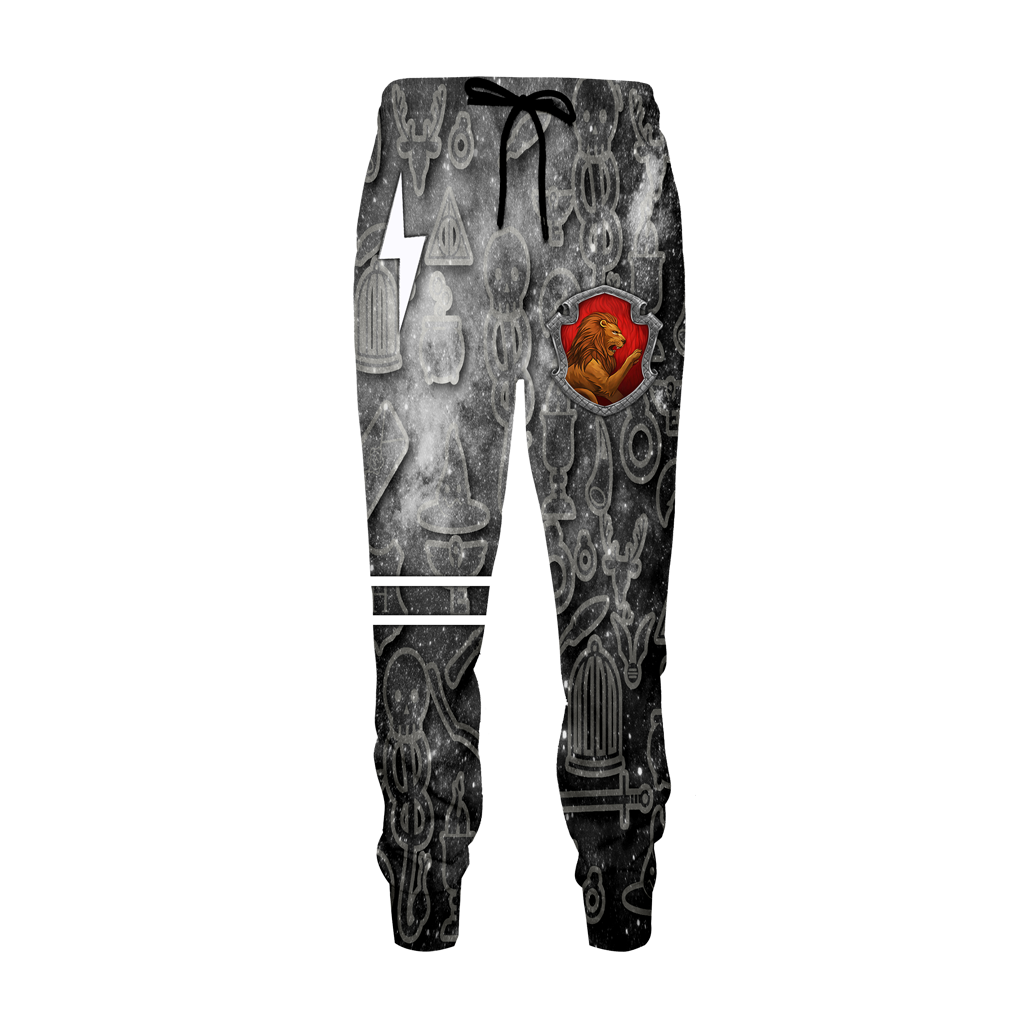 Gryffindor Logo Harry Potter New Collection Jogging Pants