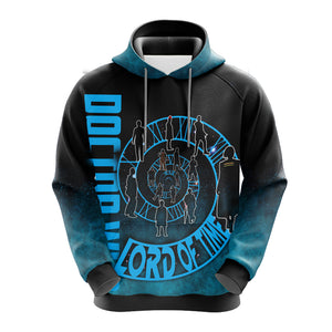Doctor Who (TV show) Lord Of Time Unisex 3D Hoodie