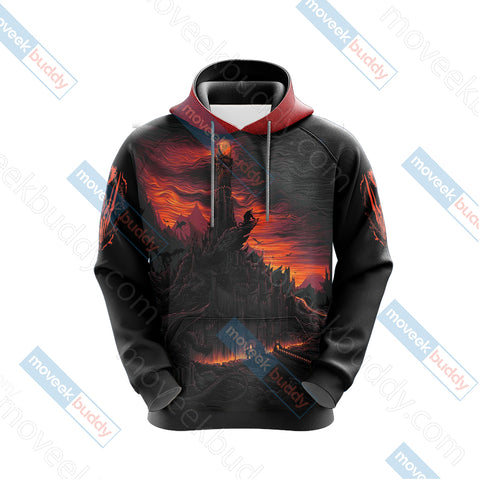 Image of Lord Of The Ring New Look Unisex 3D Hoodie