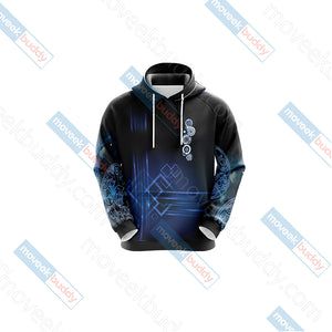 Doctor Who New Unisex 3D Hoodie