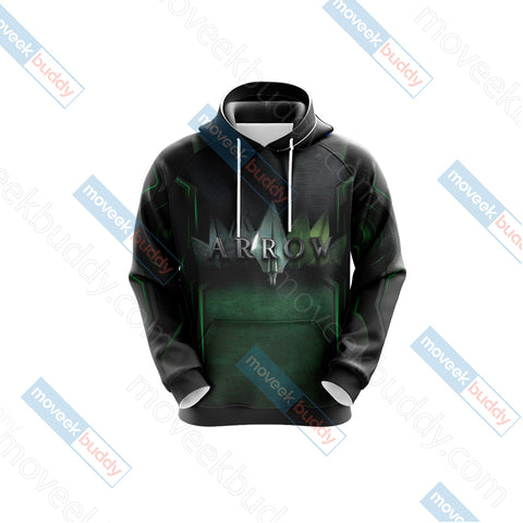 Image of Arrow New Unisex 3D Hoodie