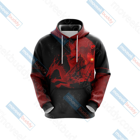 Image of Dragon Age Origins Unisex 3D Hoodie