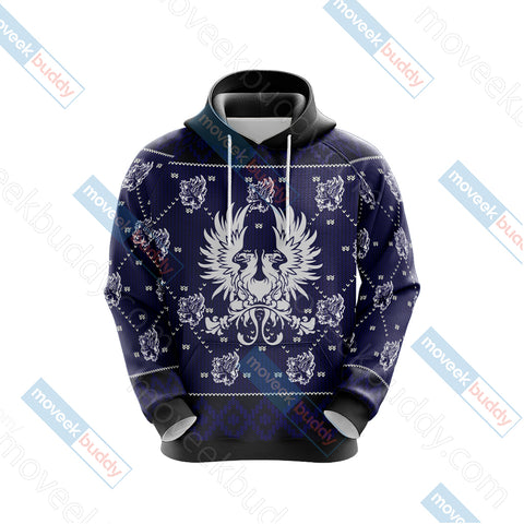 Image of Dragon Age - Grey Wardens Unisex 3D Hoodie