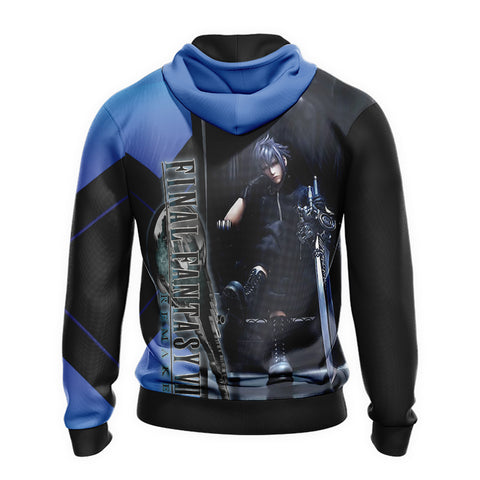 Image of Final Fantasy New Version Unisex 3D Hoodie