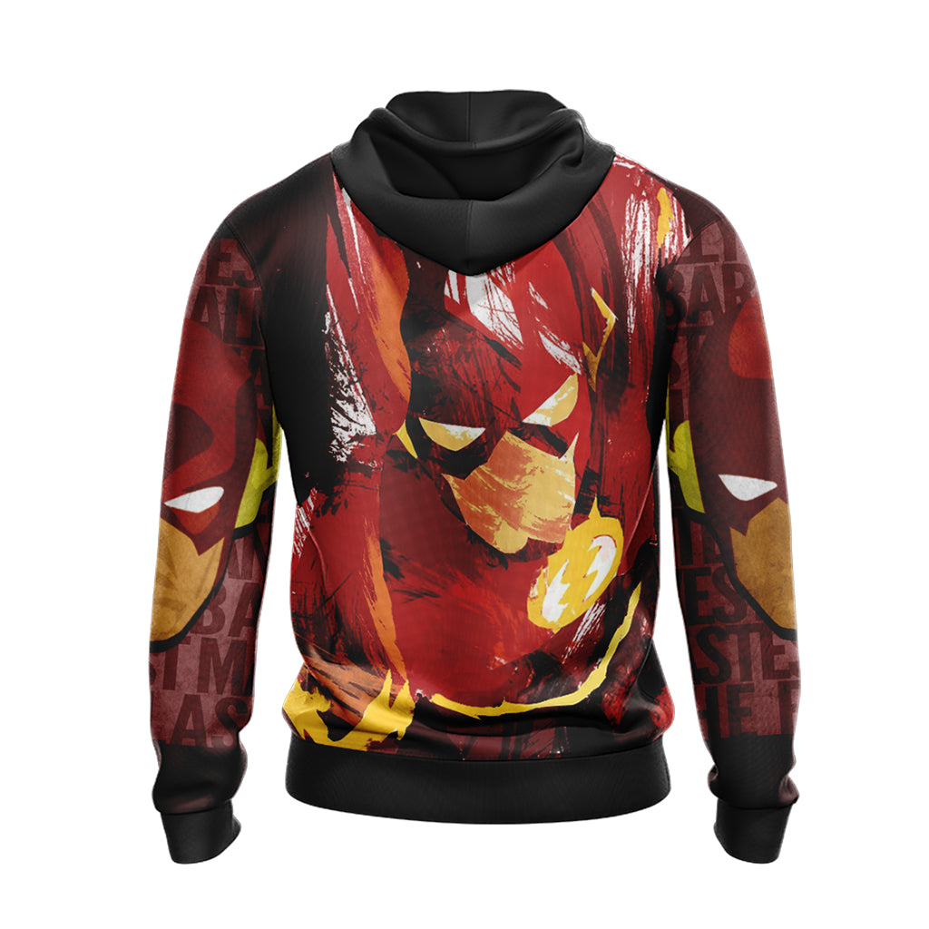 The Flash New Style Unisex 3D Hoodie