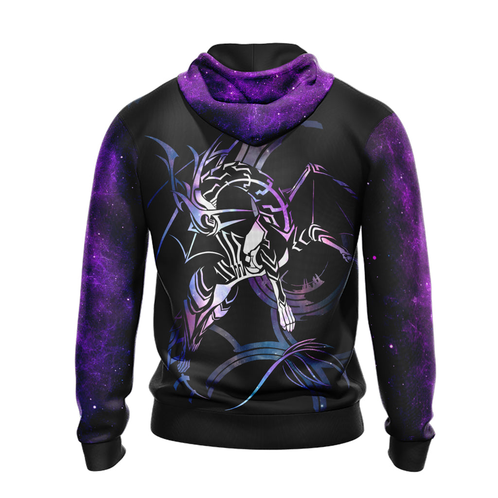 Fire Emblem Fates - Avatar Dragon New Version Unisex 3D Hoodie